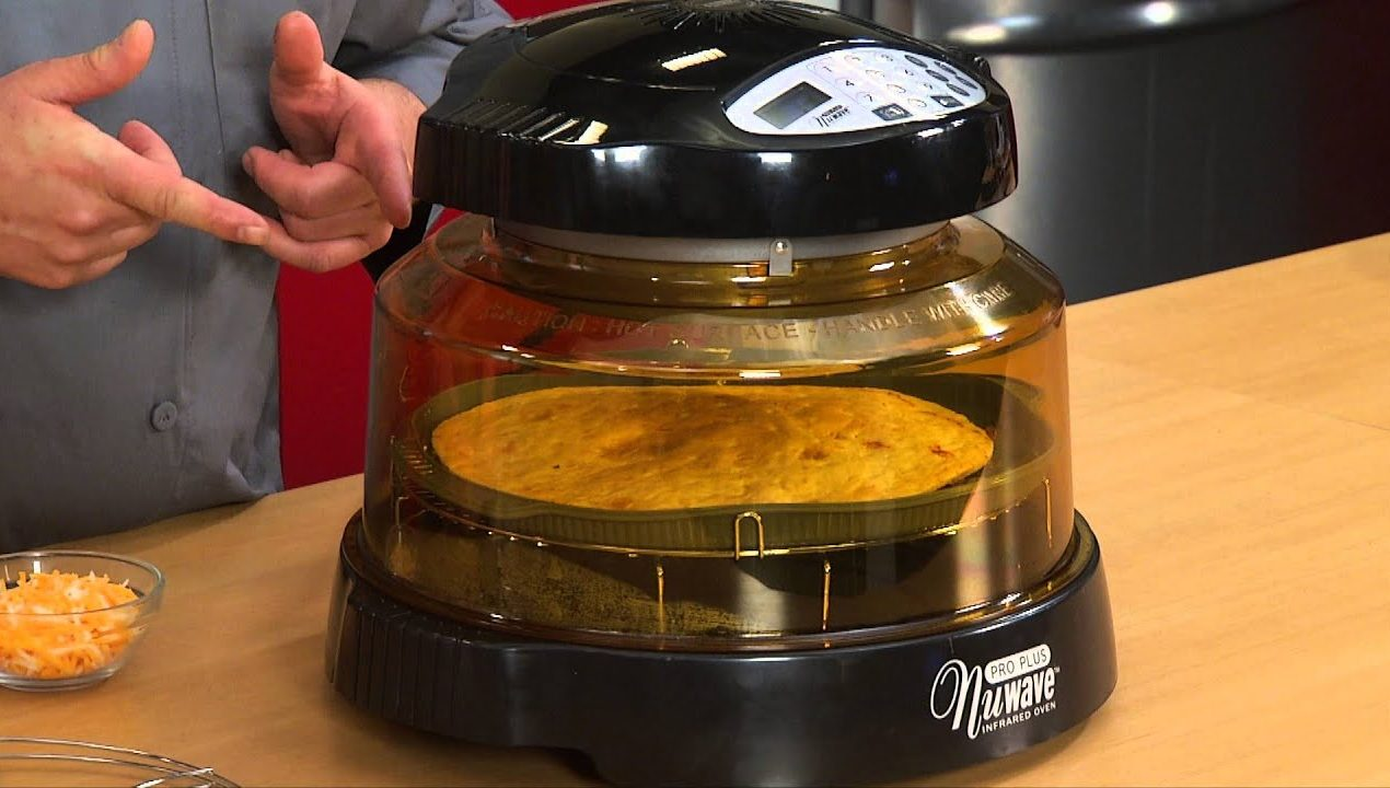 Nuwave Oven Pro Plus Review-An Ideal Unit for Cooking!